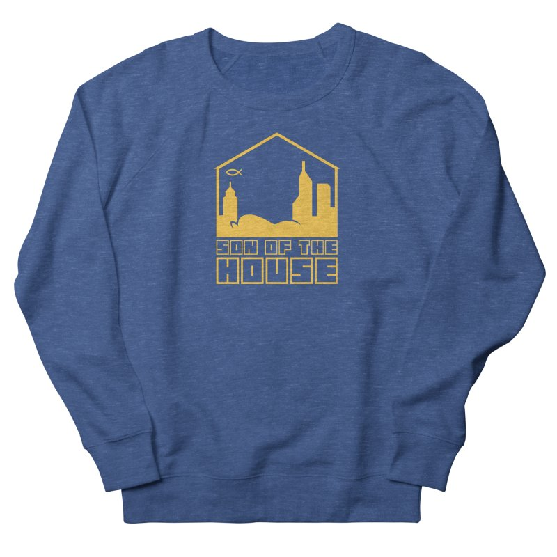 Son of the House Yellow Men's Sweatshirt by The Porch