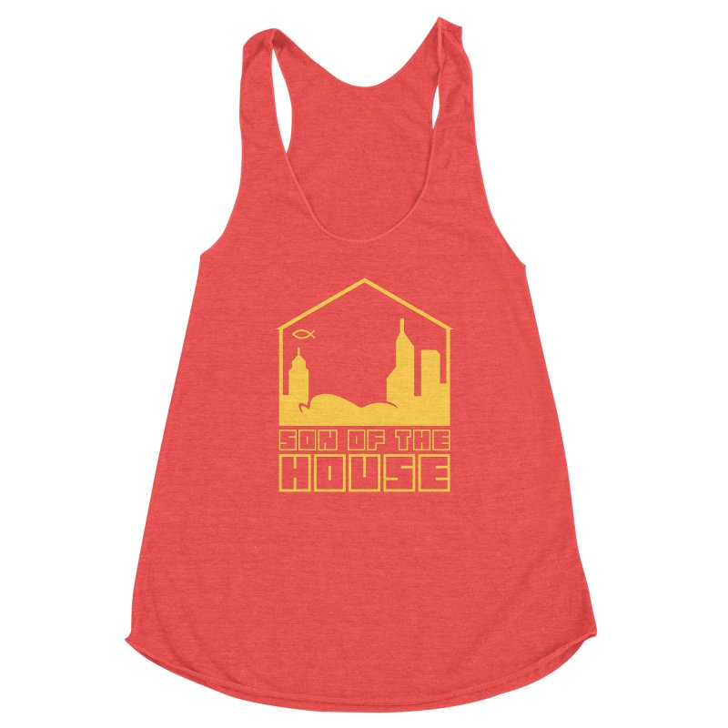 Son of the House Yellow Women's Tank by The Porch