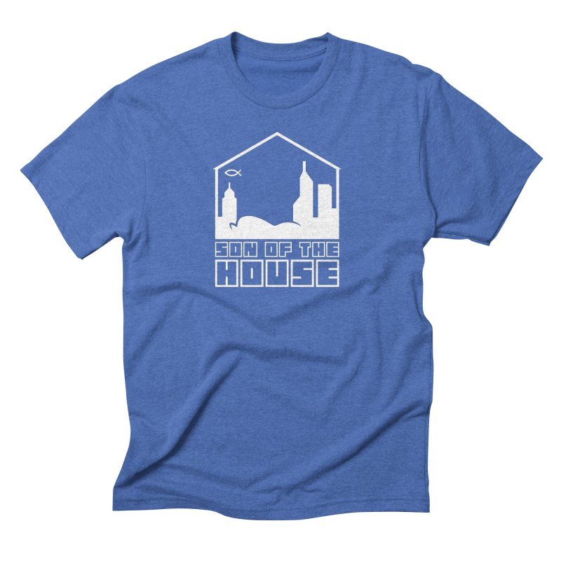 Son of the House White Men's T-Shirt by The Porch