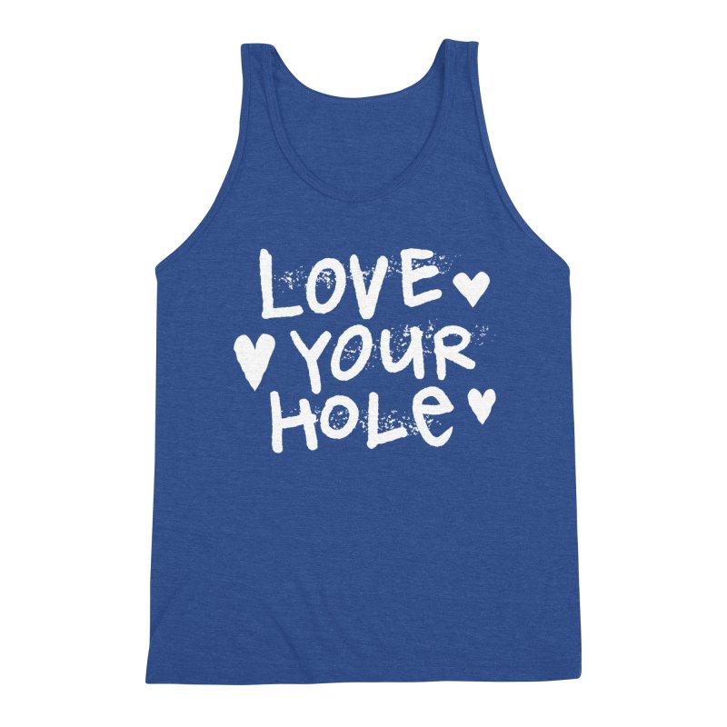 Love Your Hole Bros Tank by PORK-PIE Brand