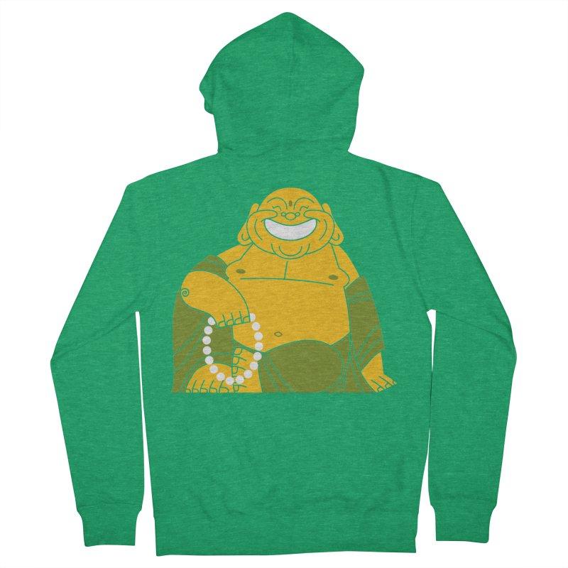 Buddha Ladies Zip-Up Hoody by PORK-PIE Brand