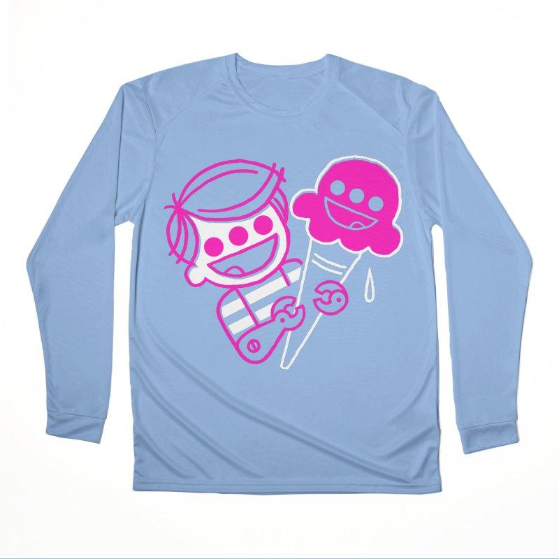 Ice Cream Mutant 2 Women's Longsleeve T-Shirt by PORK-PIE Brand