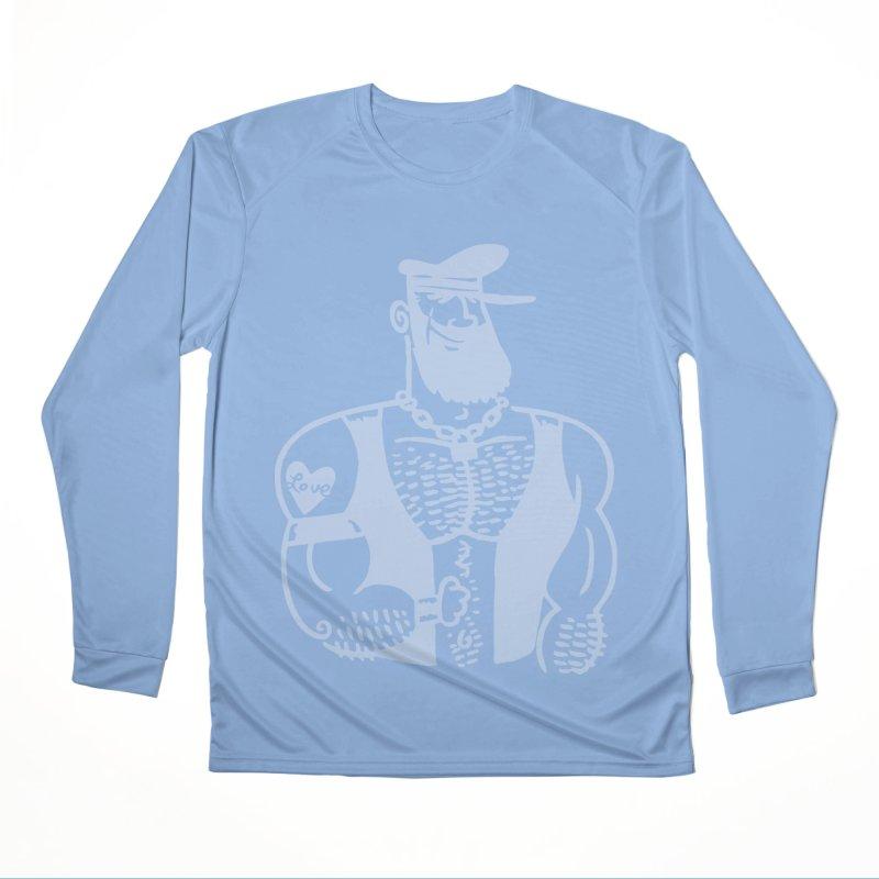 Leather Cap 2 Women's Longsleeve T-Shirt by PORK-PIE Brand