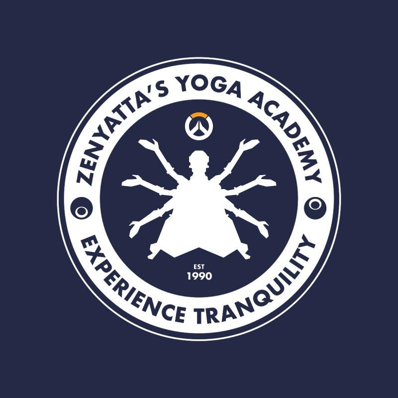 Zenyatta's Yoga Academy by Positivitees