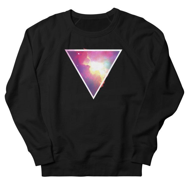Nebula Triangle Women's Sweatshirt by Postlopez