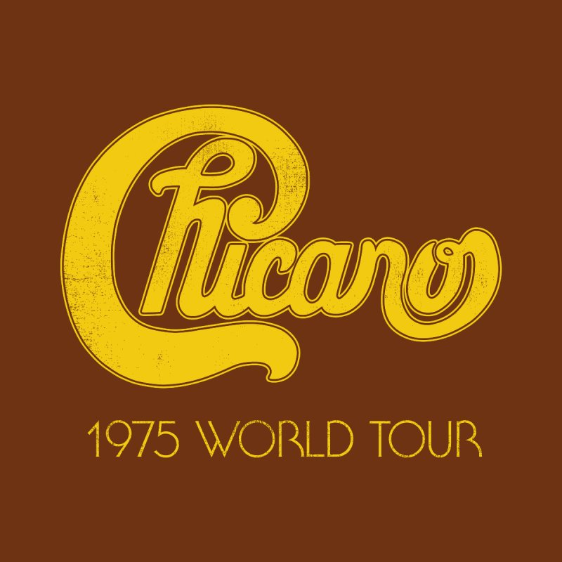 Chicano: World Tour 1975 by Postlopez