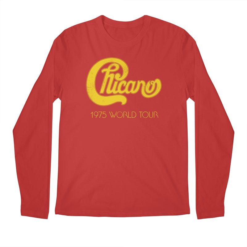 Chicano: World Tour 1975 Men's Longsleeve T-Shirt by Postlopez