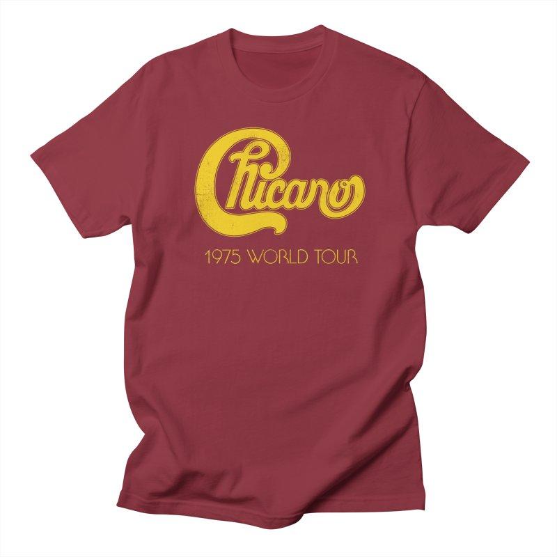 Chicano: World Tour 1975 Women's Unisex T-Shirt by Postlopez