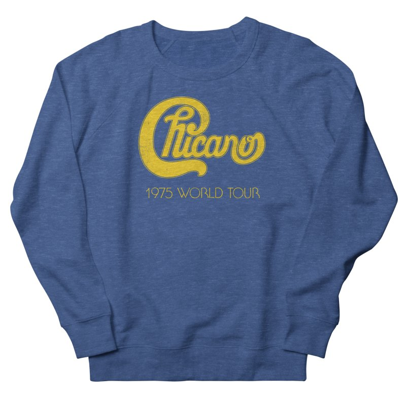 Chicano: World Tour 1975 Women's Sweatshirt by Postlopez