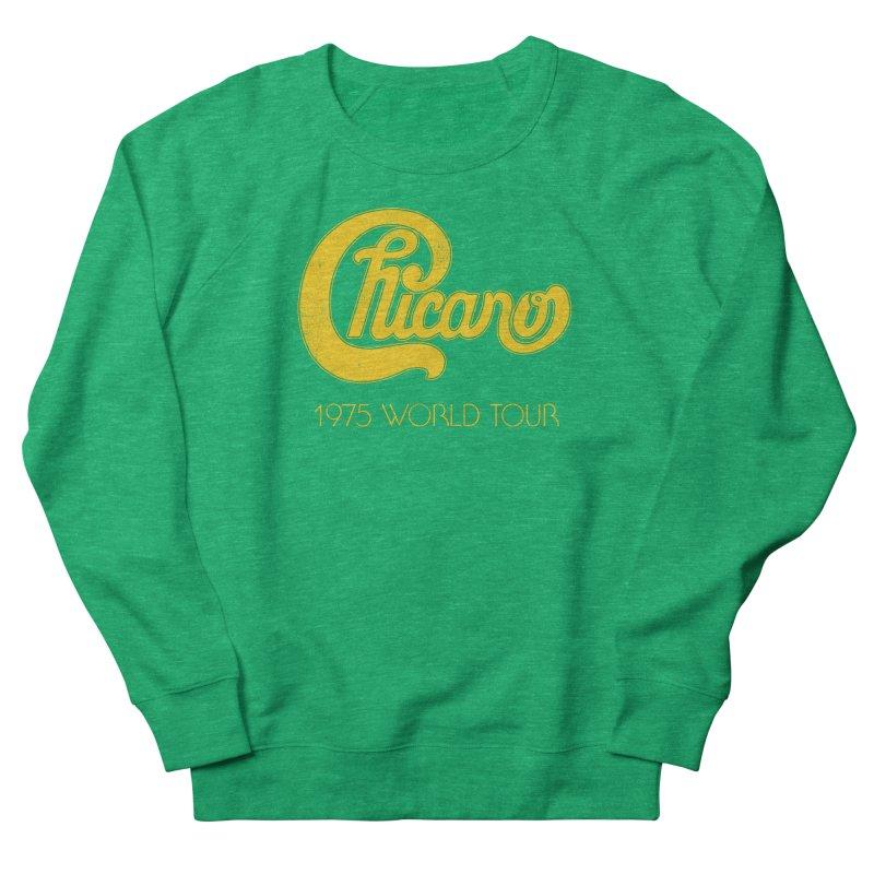 Chicano: World Tour 1975 Men's Sweatshirt by Postlopez