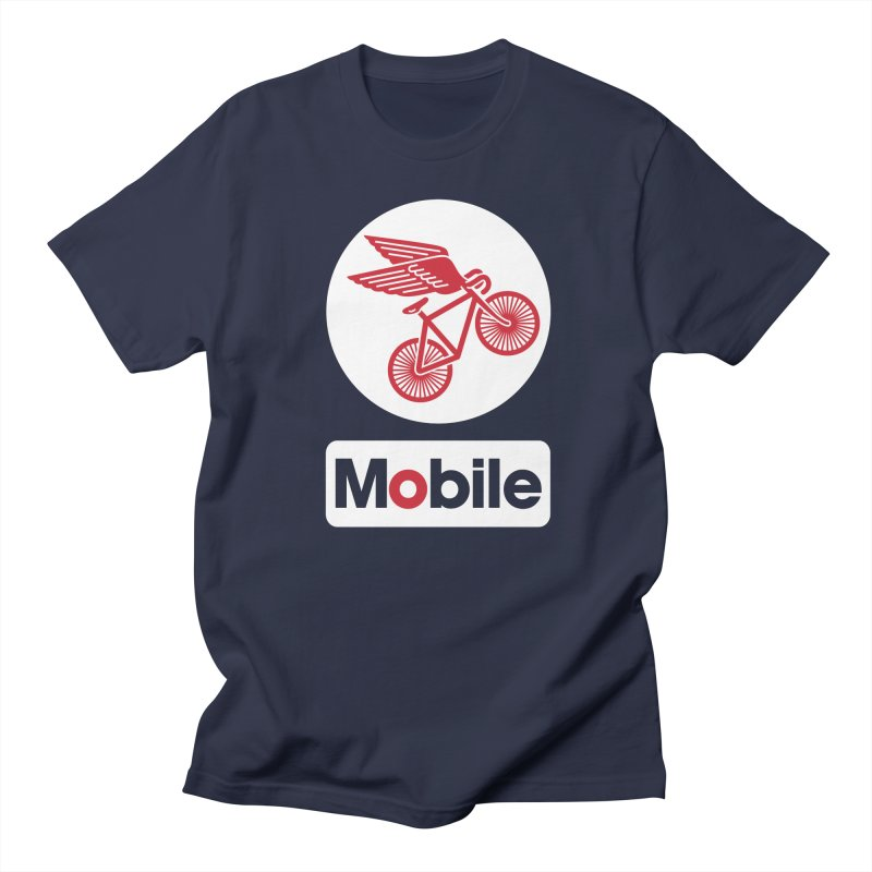 Mobile Women's Unisex T-Shirt by Postlopez