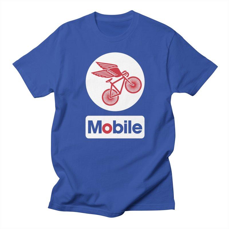 Mobile Men's T-Shirt by Postlopez