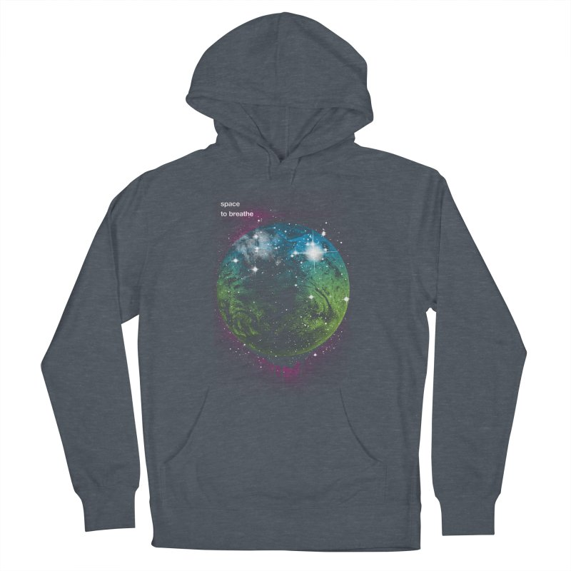 Space to Breathe Women's Pullover Hoody by Postlopez