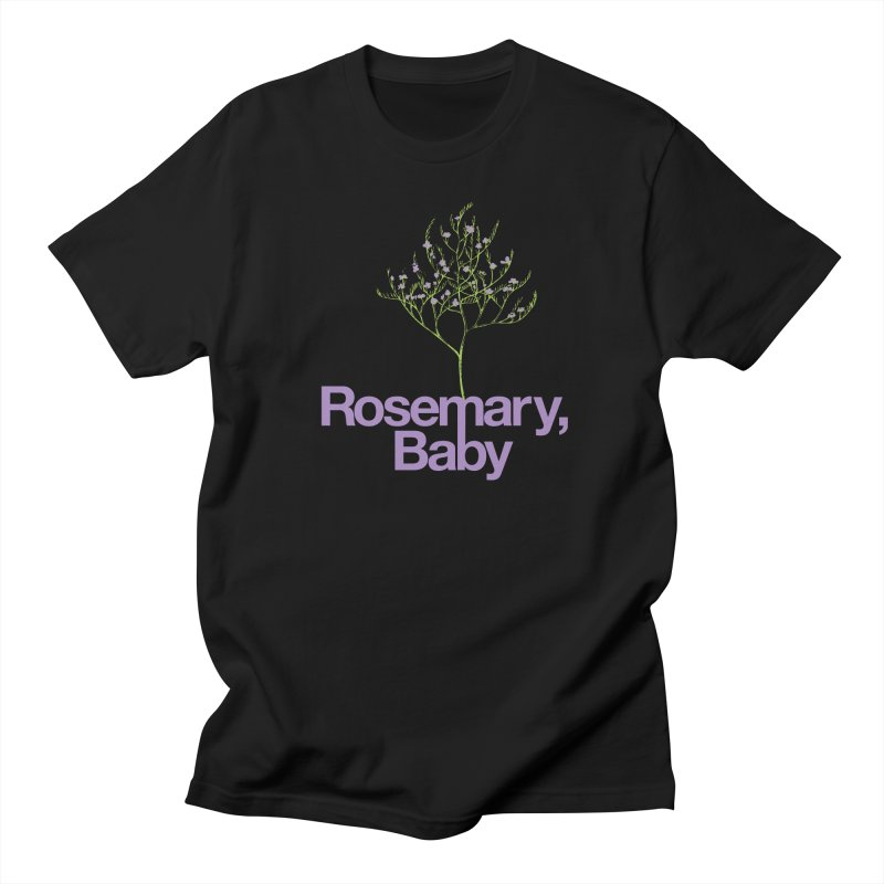 Rosemary, Baby Women's Unisex T-Shirt by Postlopez