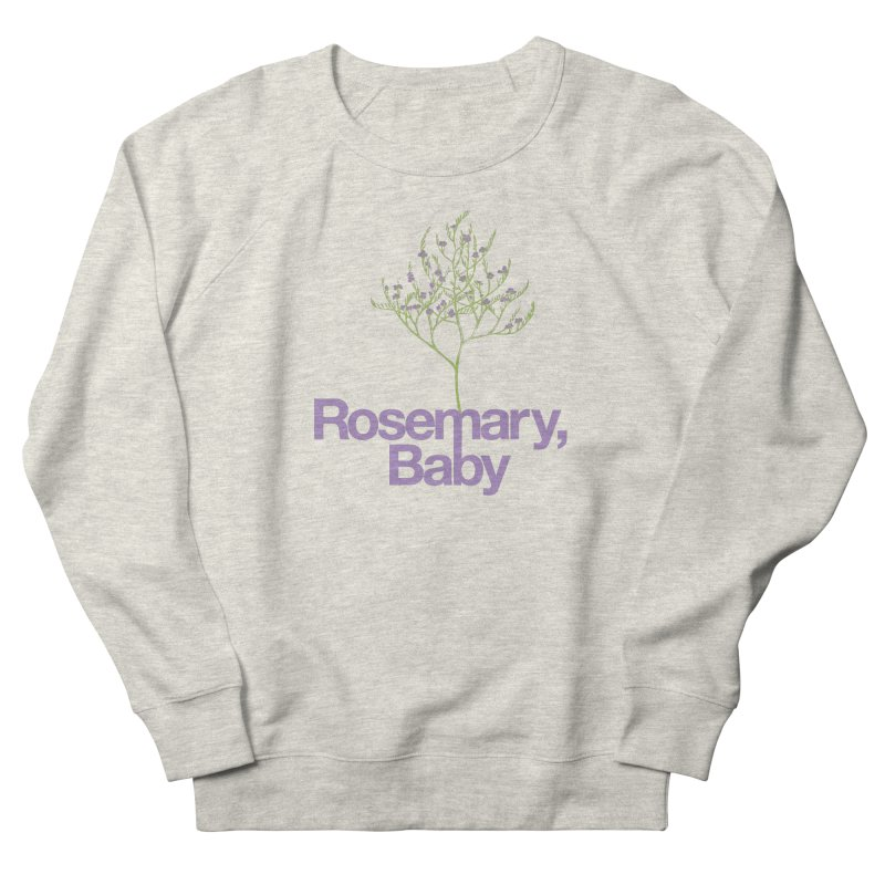 Rosemary, Baby Men's Sweatshirt by Postlopez