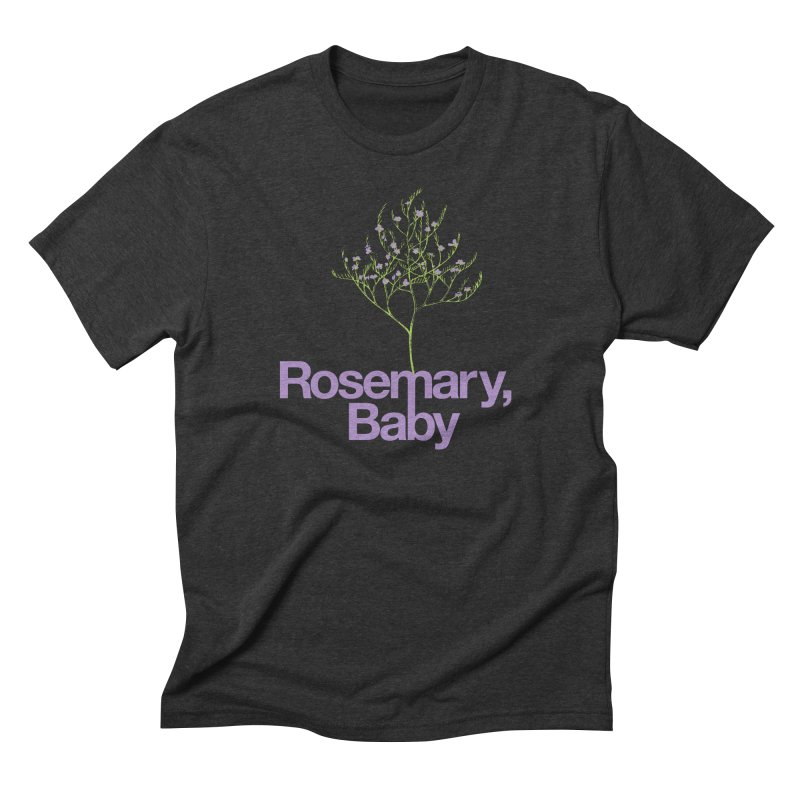 Rosemary, Baby Men's Triblend T-shirt by Postlopez