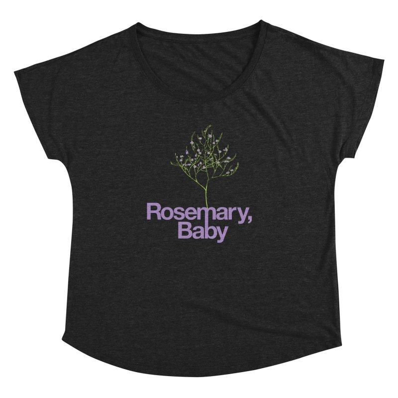 Rosemary, Baby Women's Dolman by Postlopez