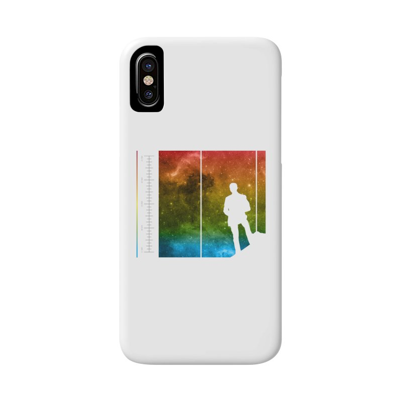 Stand In The Stars Accessories Phone Case by Postlopez
