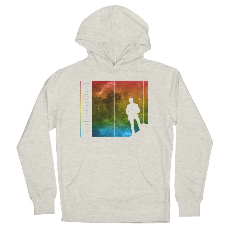 Stand In The Stars Men's Pullover Hoody by Postlopez