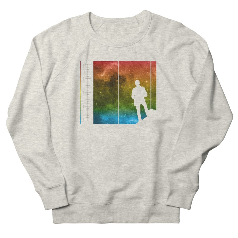 Stand In The Stars Women's Sweatshirt by Postlopez