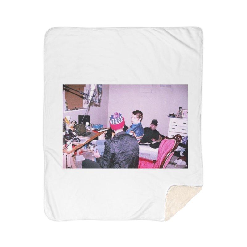 """BIG MAYBE"" Home Sherpa Blanket Blanket by Post Zen"