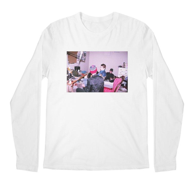"""""""BIG MAYBE"""" Men's Longsleeve T-Shirt by Post Zen"""