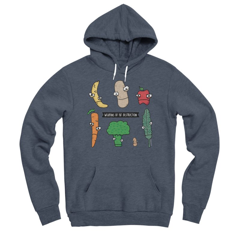 Weapons of Fat Destruction Shirts Women's Pullover Hoody by Potato Wisdom's Artist Shop