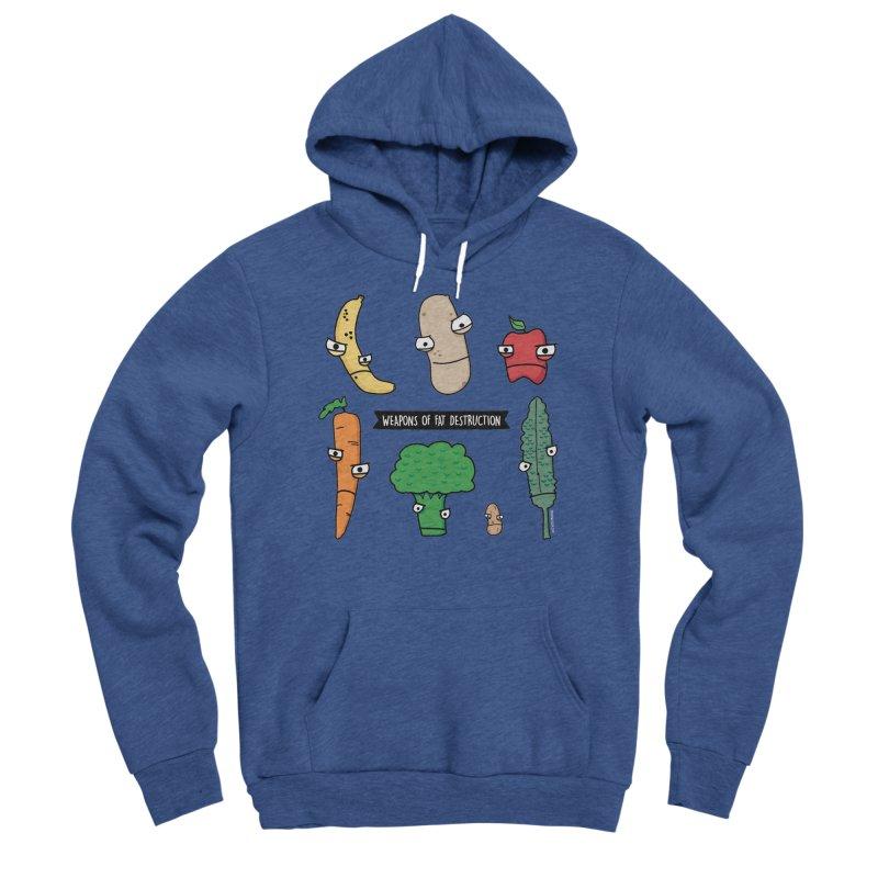 Weapons of Fat Destruction Shirts Women's Pullover Hoody by Potato Wisdom's Artist Shop