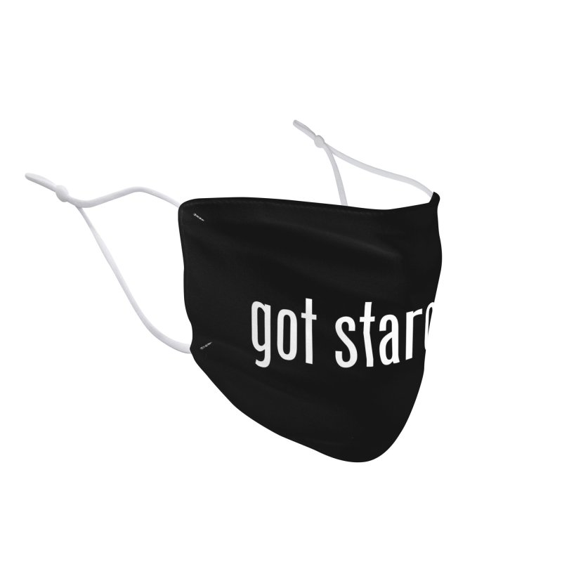 Got Starch? Accessories Face Mask by Potato Wisdom's Artist Shop