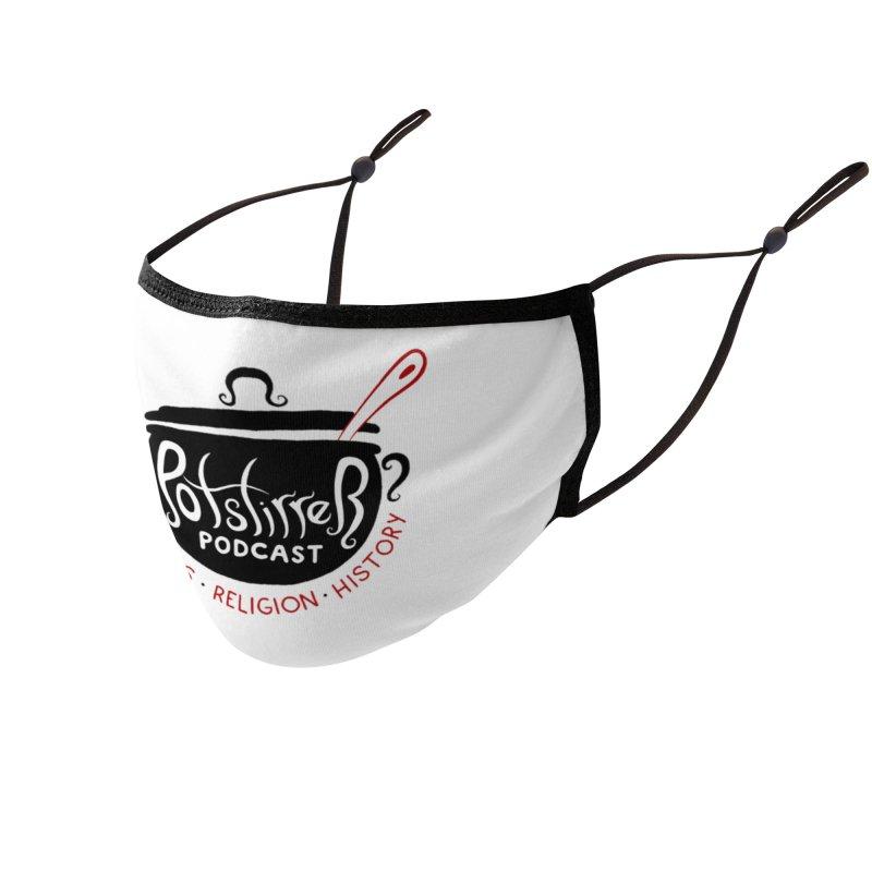 Potstirrer Podcast - Current Logo Accessories Face Mask by potstirrerpodcast's Artist Shop