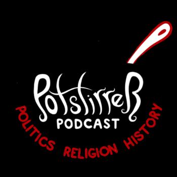 potstirrerpodcast's Artist Shop Logo