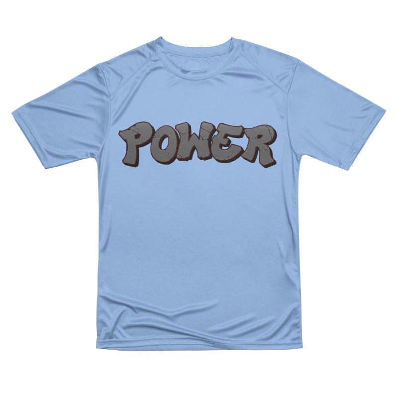 POWER cracks Women's T-Shirt by Power Artist Shop