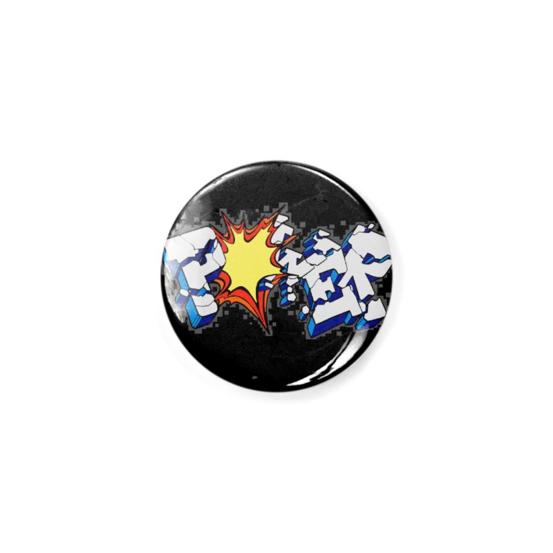 POWER explode Accessories Button by Power Artist Shop