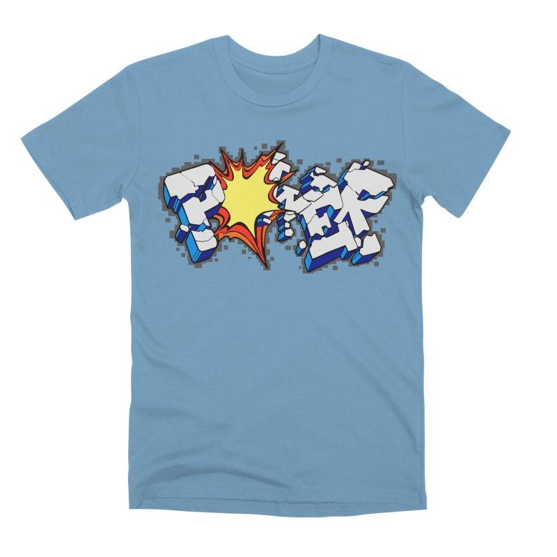 POWER explode Men's Premium T-Shirt by Power Artist Shop