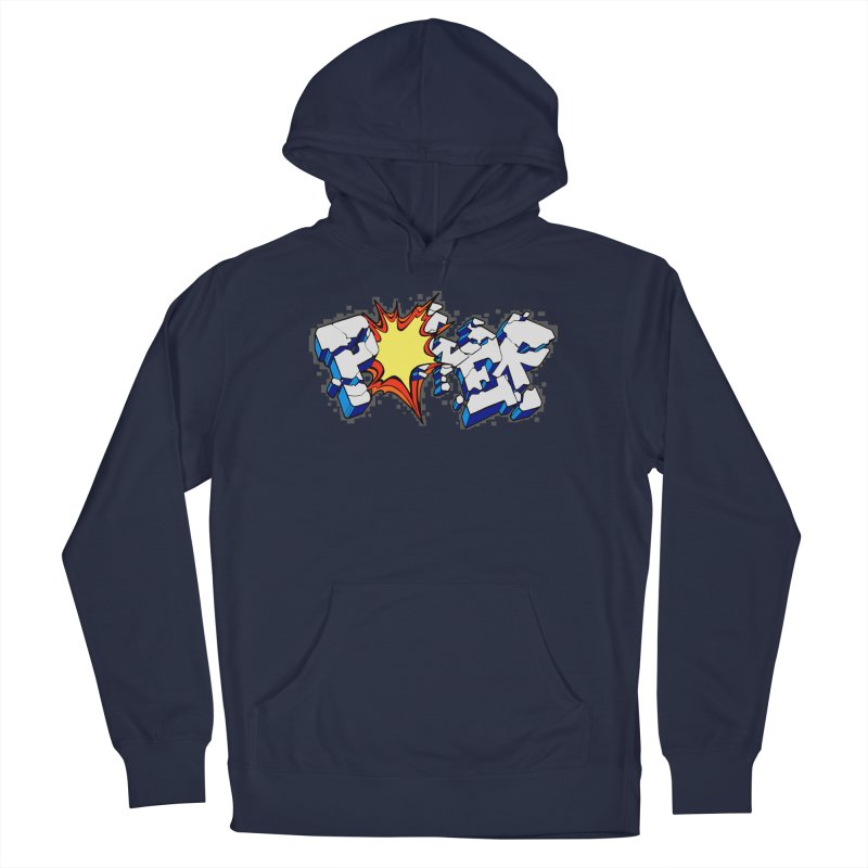 POWER explode Men's Pullover Hoody by Power Artist Shop