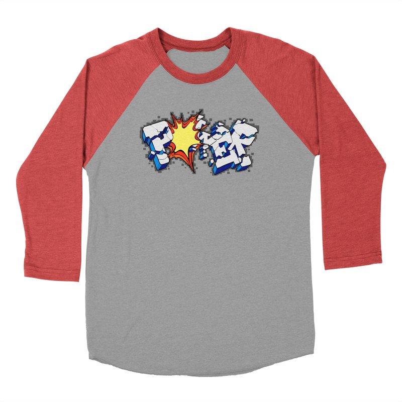POWER explode Women's Longsleeve T-Shirt by Power Artist Shop