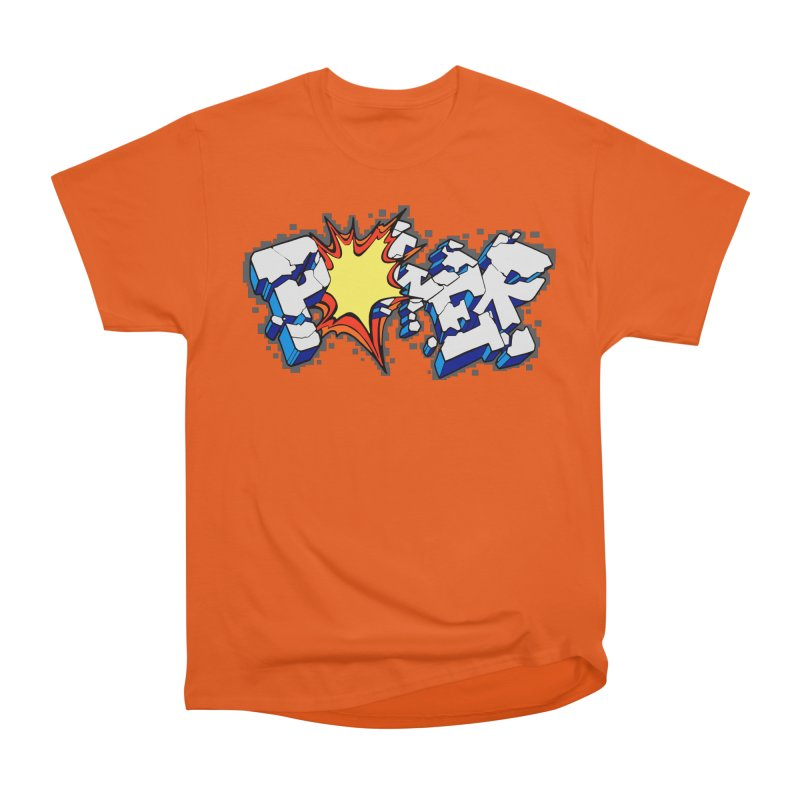 POWER explode Men's T-Shirt by Power Artist Shop