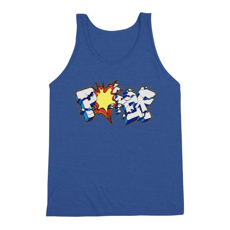 POWER explode Men's Tank by Power Artist Shop
