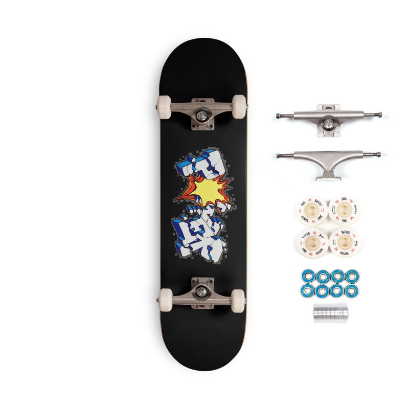 POWER explode Accessories Complete - Premium Skateboard by Power Artist Shop