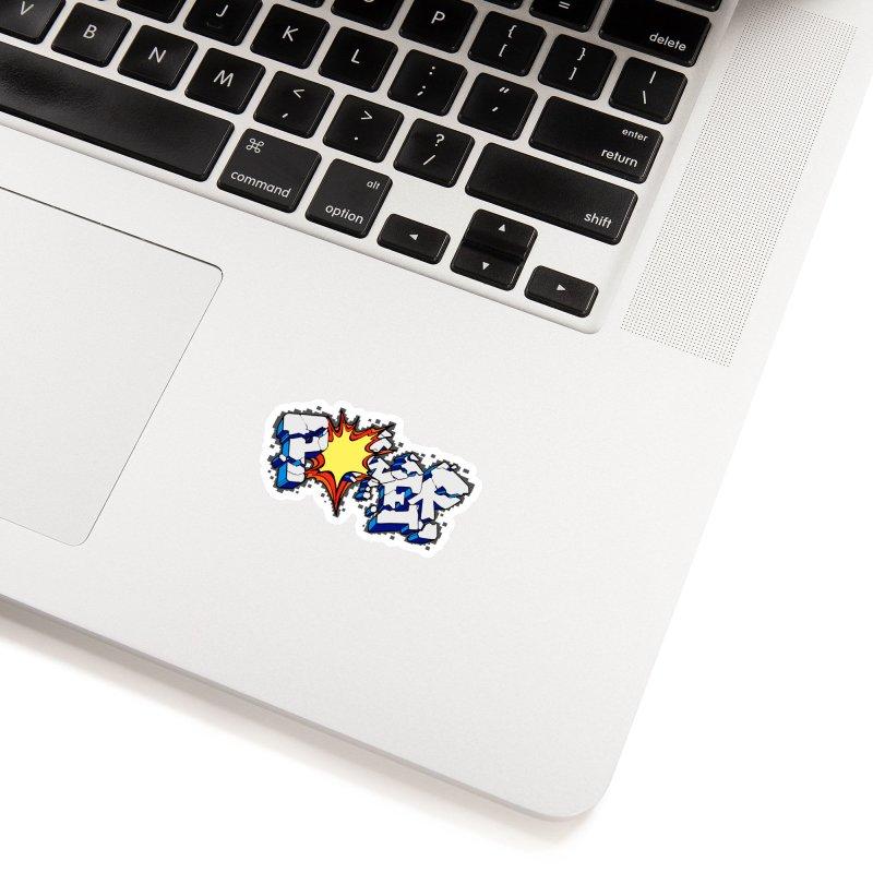 POWER explode Accessories Sticker by Power Artist Shop