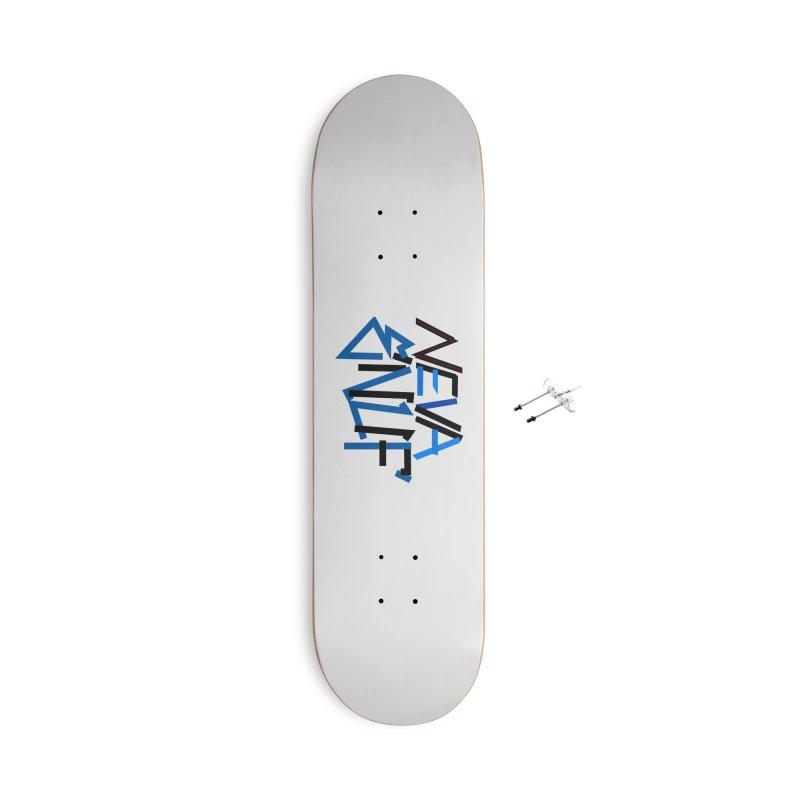 Neva Enuf Accessories Skateboard by Power Artist Shop