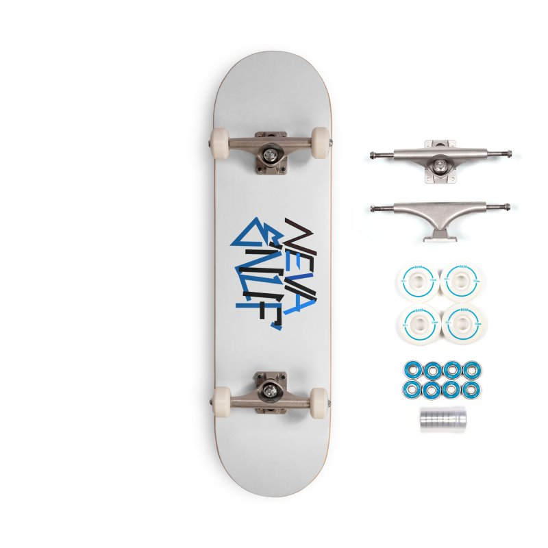 Neva Enuf Accessories Complete - Basic Skateboard by Power Artist Shop
