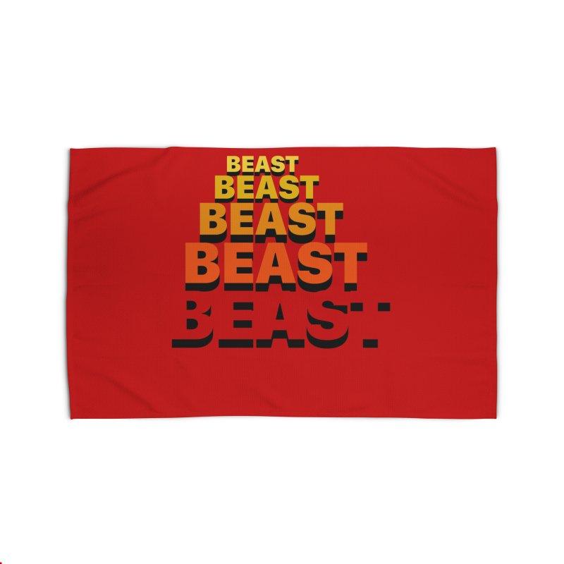 Beast Beast Beast Home Rug by Power Artist Shop