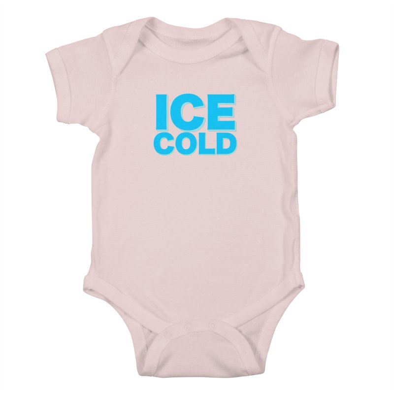 ICE Cold Kids Baby Bodysuit by Power Artist Shop