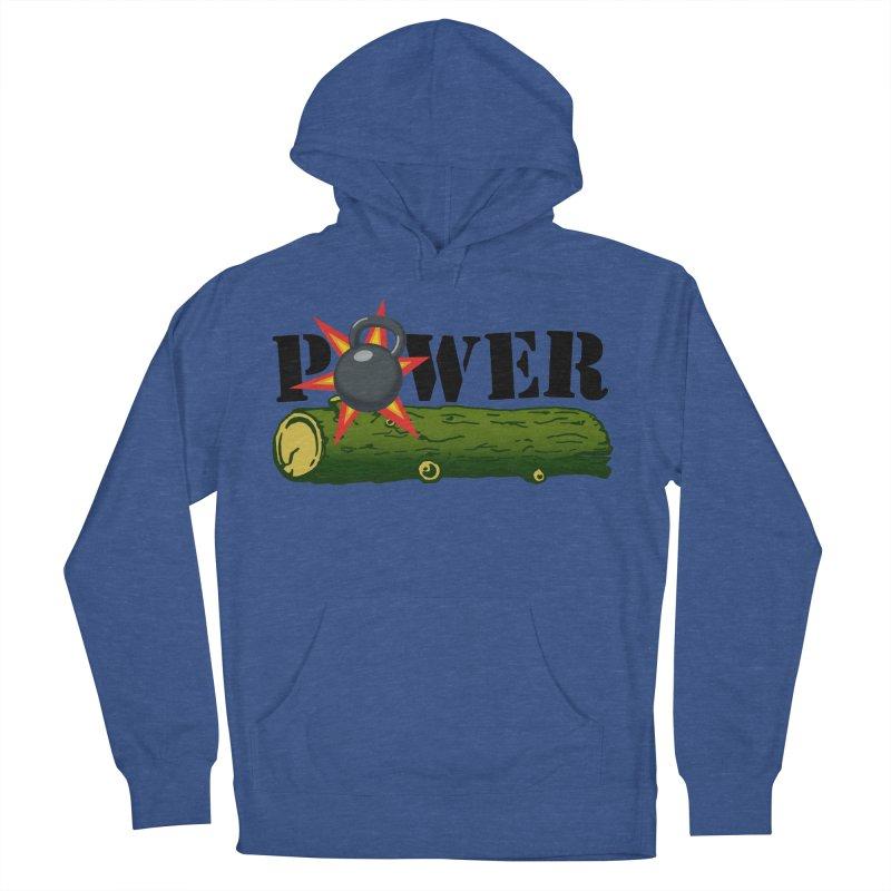 Power Men's Pullover Hoody by Power Artist Shop