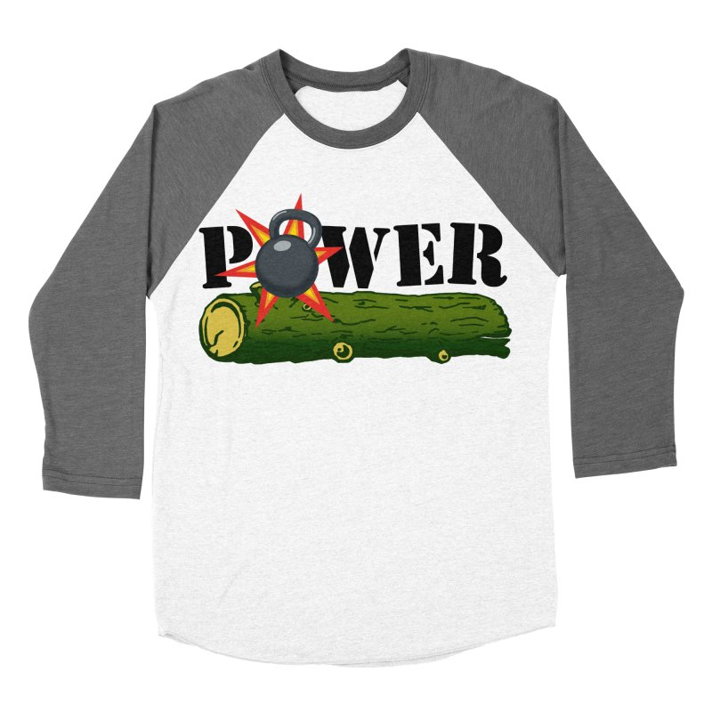 Power Women's Longsleeve T-Shirt by Power Artist Shop