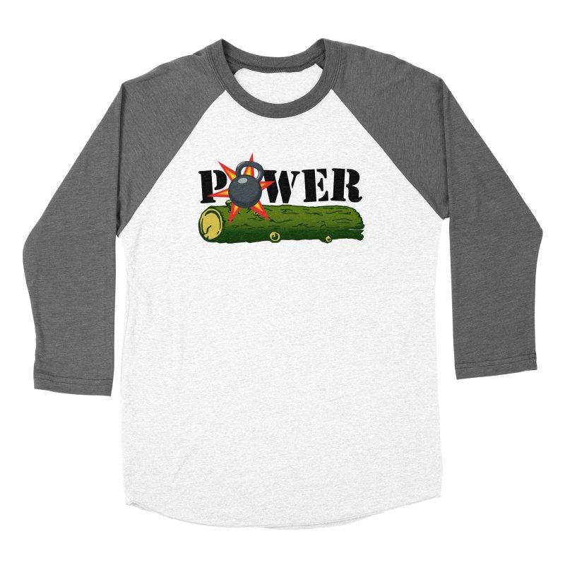 Power Women's Longsleeve T-Shirt by Power Artist Shop