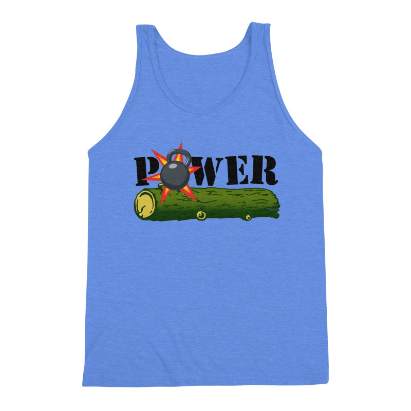 Power Men's Tank by Power Artist Shop