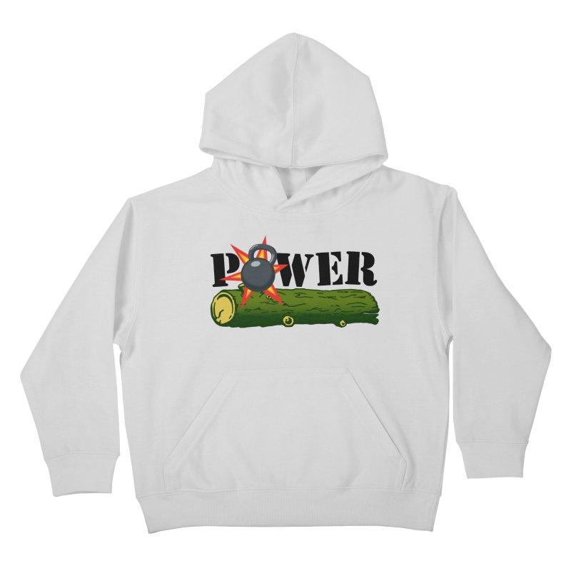 Power Kids Pullover Hoody by Power Artist Shop