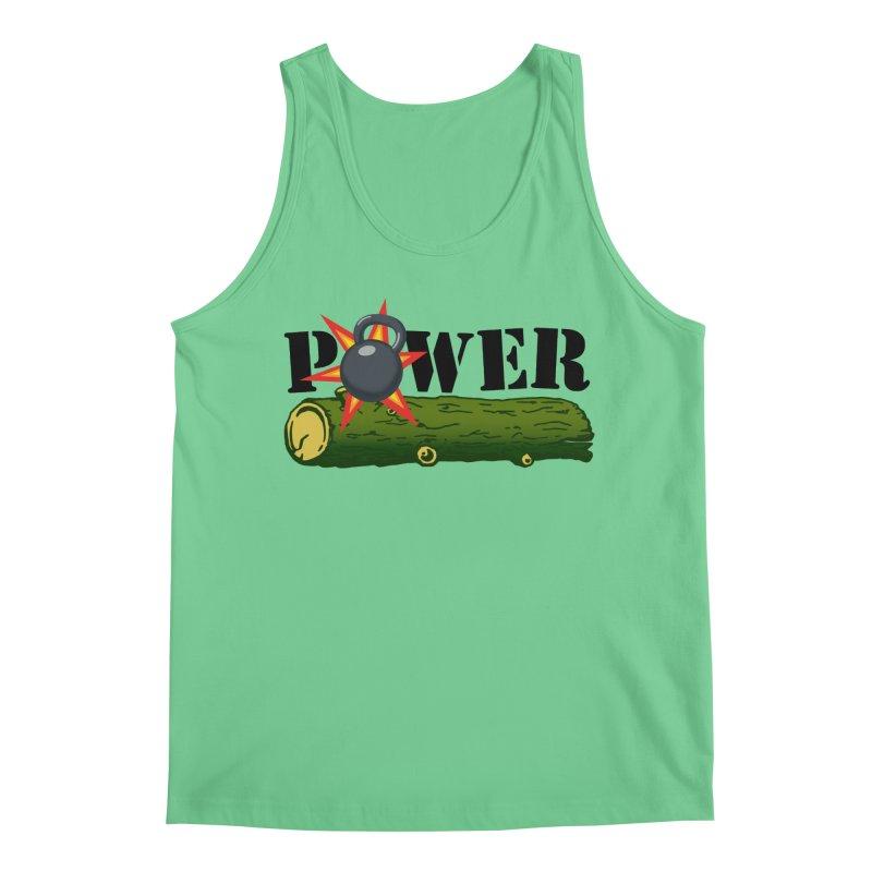 Power Men's Regular Tank by Power Artist Shop